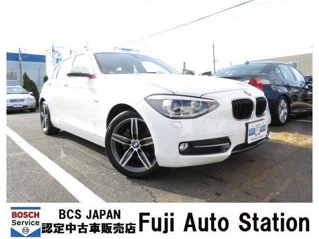 BMW 116i スポーツ ワンオーナー 純正ナビ・ETC車載器
