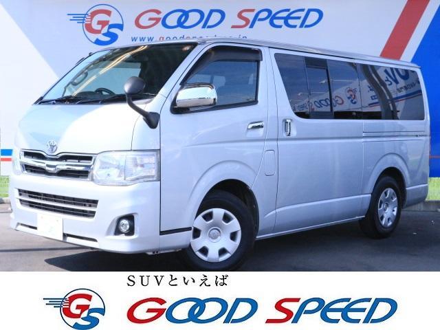 トヨタ ロングスーパーGL 新品SDナビ フルセグ AC100V電源