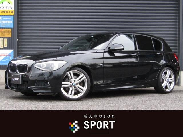 BMW 120i Mスポーツ 社外ナビ コンフォートアクセス HID