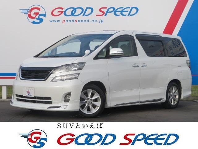 トヨタ 3.5V Lエディション メーカーナビ Bカメ 天吊り SR