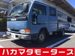 アトラストラックWキャブ6人乗り 5MT 軽油