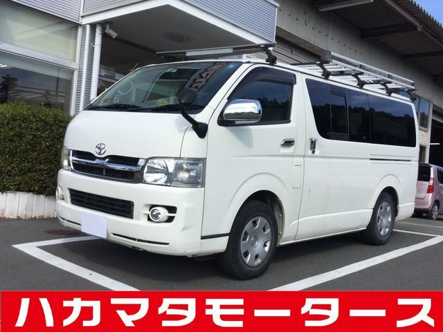 トヨタ スーパーGL/ルーフキャリア/1オーナー/軽油/AT