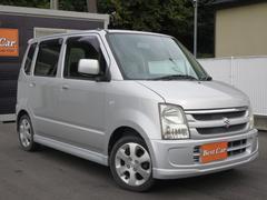 ワゴンRFX−Sリミテッド タイミングチェーン車