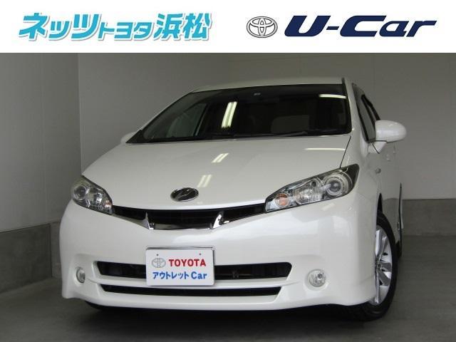 トヨタ 1.8S HIDヘッドライト ETC ワンオーナー