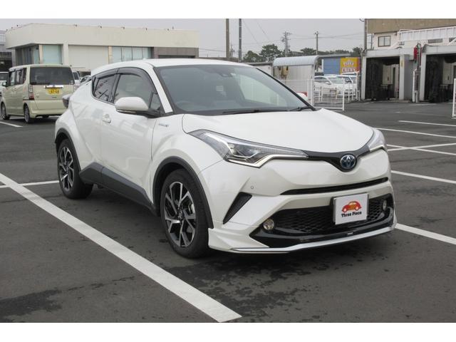 トヨタ G トヨタセーフティセンス モデリスタエアロ