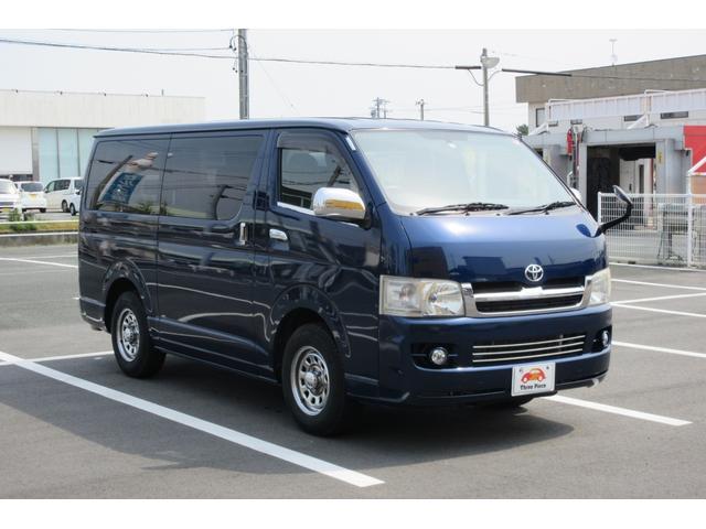 トヨタ ロングスーパーGL ベッドキット ナビTV ETC