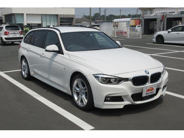 BMW 3シリーズ 320dツーリング Mスポーツ 純正ナビ バックカメラ ETC