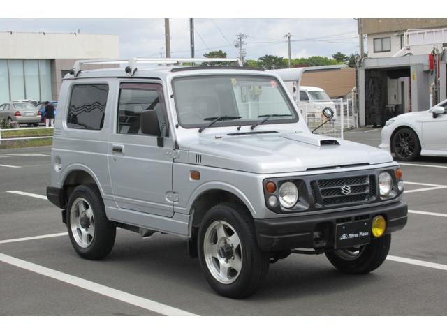 スズキ XS 4WD AC