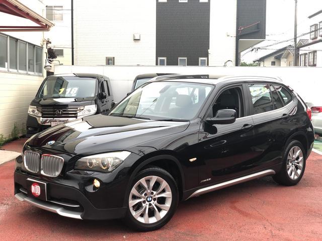 BMW 4WD ワンオーナー車 社外ナビ