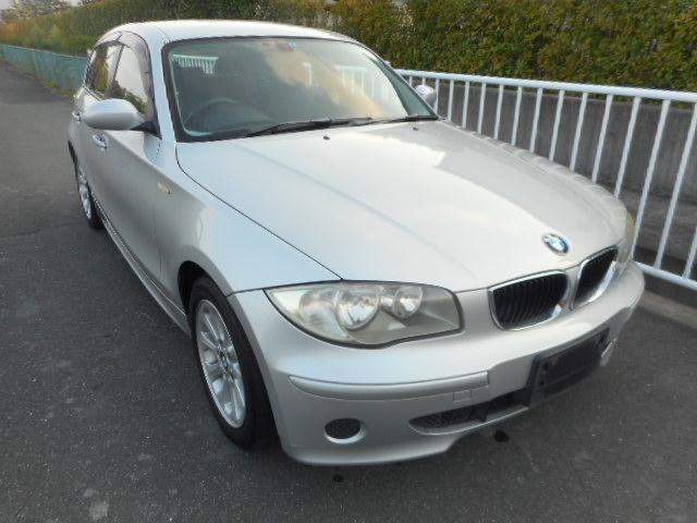 BMW 116i HID 純正アルミ ETC