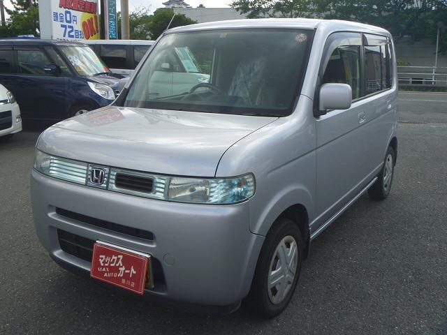 ホンダ ザッツ スペシャルエディションターボ (車検整備付)