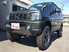 ジムニーランドベンチャー 2インチリフトアップ 切替式4WD