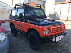 ジムニーワイルドウインド 4WD 全塗装車 最終型