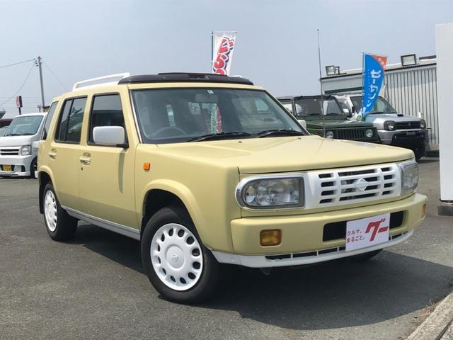 日産 タイプII 4WD オールペイント済 サンルーフ