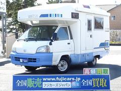 タウンエーストラックキャンピングカー バンテック JB490 FFヒーター