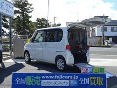 タントフレンドシップ福祉車両 スロープ 4人 エコアイドル