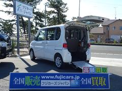タント福祉車両フレンドシップ スロープ 4人 エコアイドル