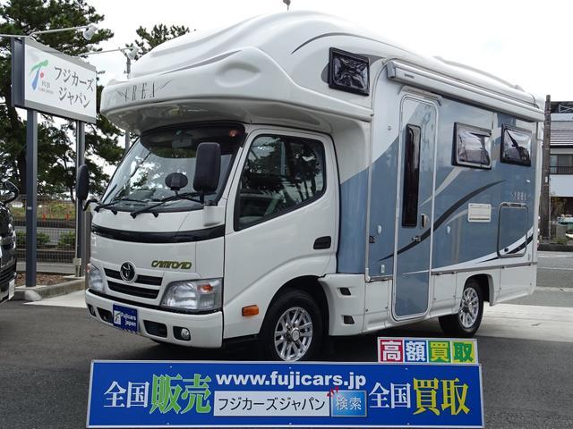 トヨタ キャンピングカー ナッツRV クレア5.0X FF ソーラー