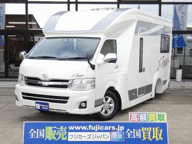 トヨタ ホワイトハウス ツアラー600L FFヒーター エアコン