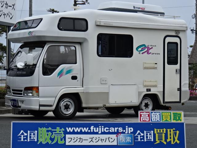 いすゞ ヨコハマモーターセールス オックス FFヒーター
