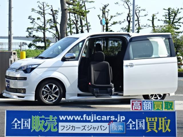 トヨタ F 助手席リフトアップシート Aタイプ モデリスタエアロ