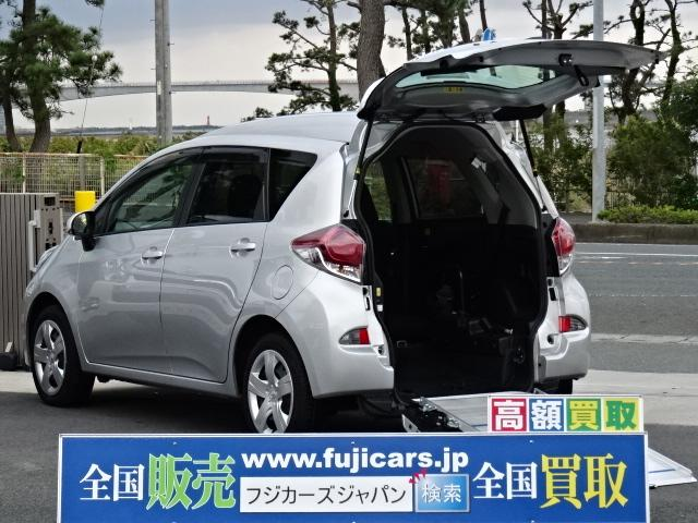 トヨタ G 車いす仕様車 タイプ1 リアシート付 SDナビ フルセグ