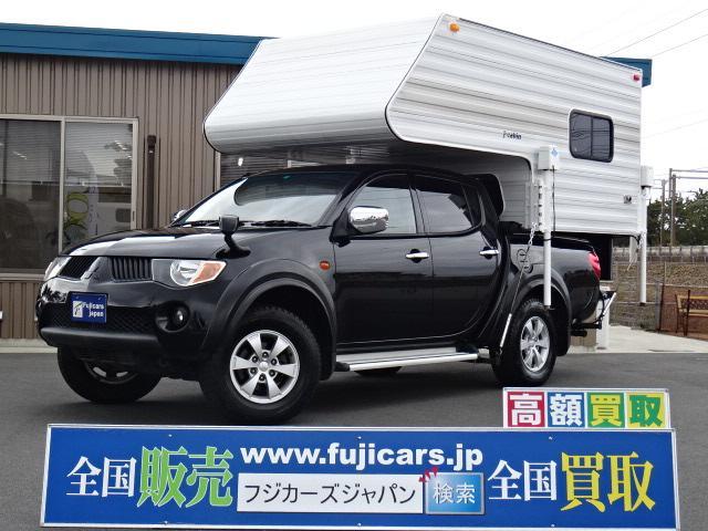 「三菱」「トライトン」「SUV・クロカン」「静岡県」の中古車