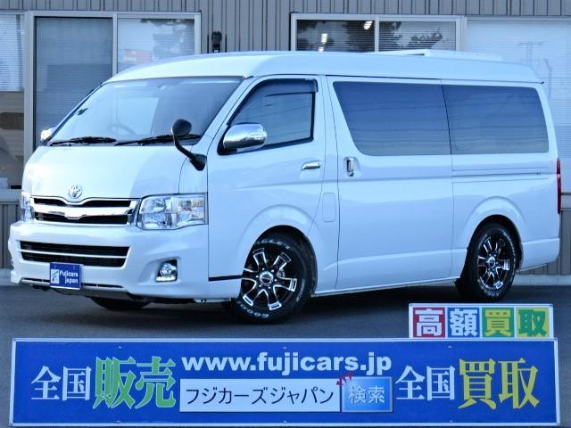トヨタ ATV群馬 RSワゴン FFヒーター ソーラーパネル