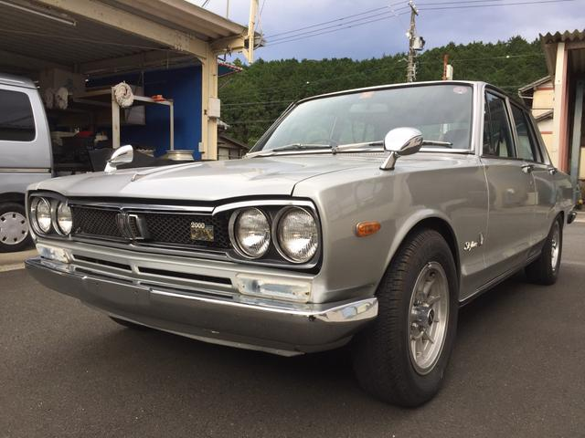 日産 GT-X