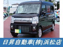エブリイワゴンPZターボスペシャル HR ナビ・TV 届出済未使用車