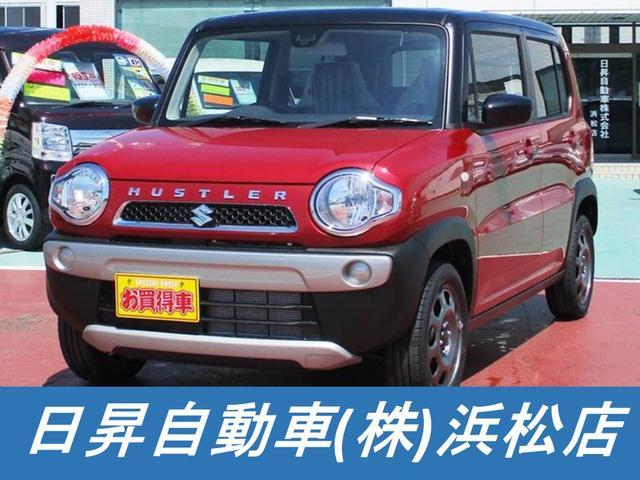 スズキ Gターボ 4WD ナビ・TV 届出済未使用車