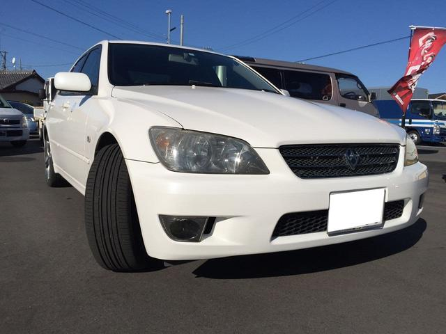 トヨタ RS200 キーレス CDデッキ ETC 純正アルミ