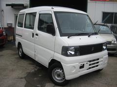 ミニキャブバンCS 4WD  5MT