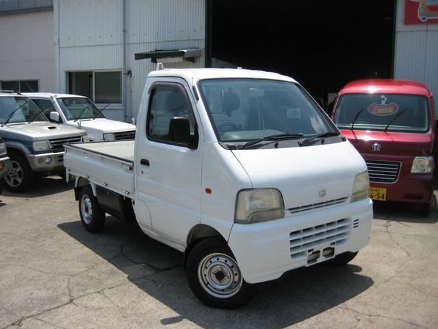 スズキ ターボ 4WD 5MT