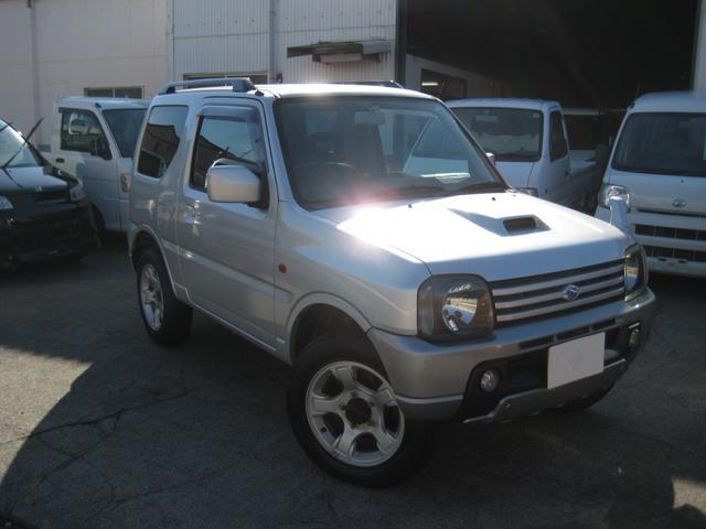 スズキ XC 4WD CD キーレス クリーニング済 軽自動車