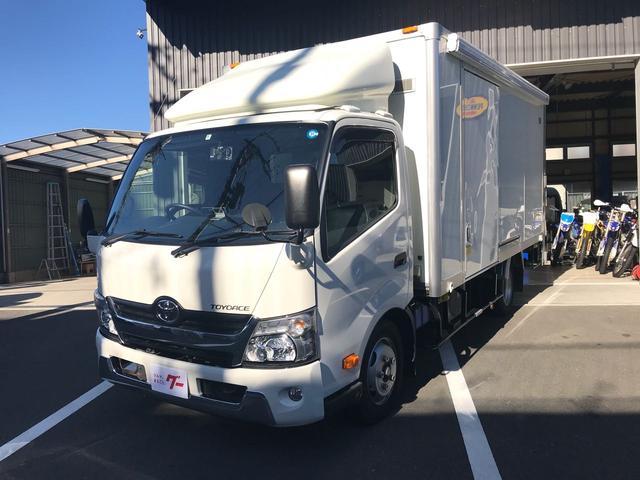 トヨタ カスタム 8ナンバーキャンピング トランスポーター 6人乗