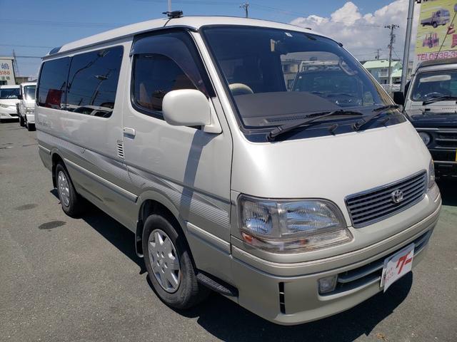 トヨタ リビングサルーンEX サンルーフ スライドドア AW
