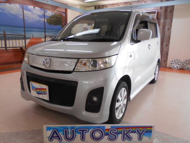 マツダ XS CVT車 保証付 スマートキー2個 HIDヘッドランプ アルミ 純正エアロ オートエアコン