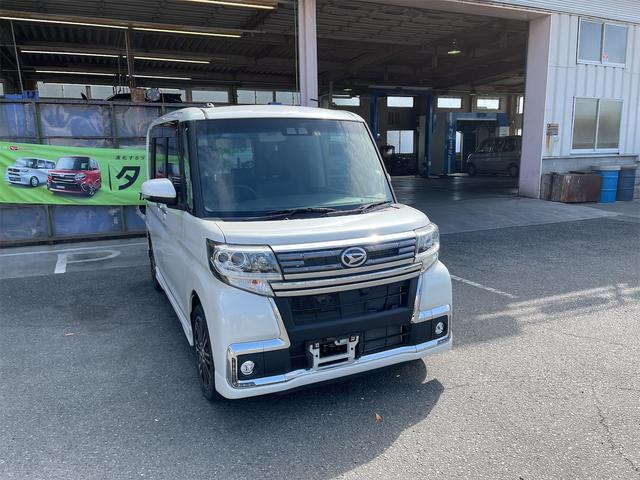 カスタムRS トップエディションSAIII ナビ・バックモニター・シートヒーター付(1枚目)