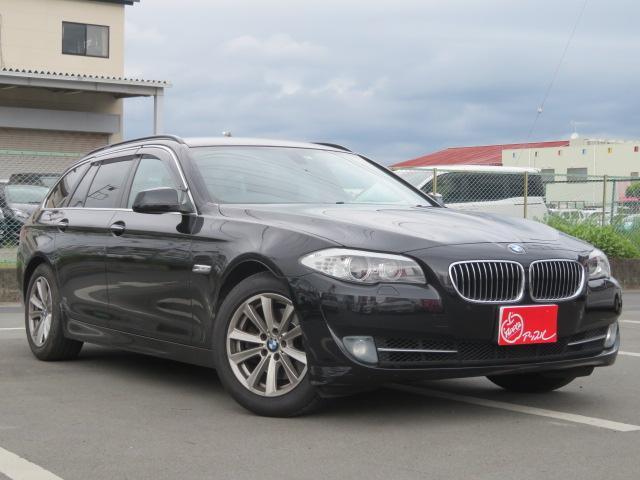 BMW 523iツーリング ハイラインパッケージ ナビ フルセグ