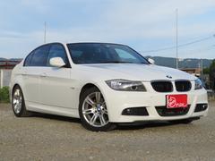 BMW320i Mスポーツパッケージ1オーナー 純正ナビ Bカメラ