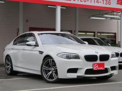BMWM5 サンルーフ 純正20インチアルミ