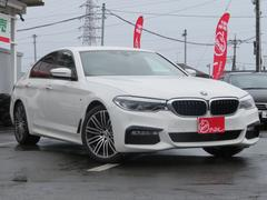BMW523d Mスポーツ 1オーナー ナビ トップビュー TV