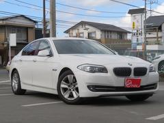 BMW528i 純正ナビ Bモニター フルセグ 本革 シートヒータ