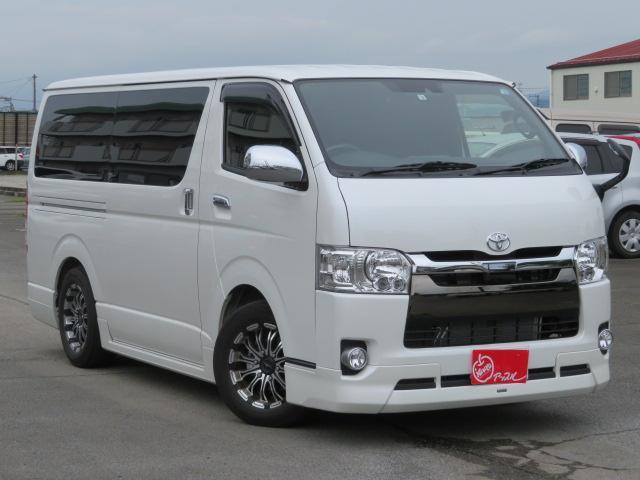 トヨタ ロングスーパーGL50thアニバーサリーLTD モデリスタ