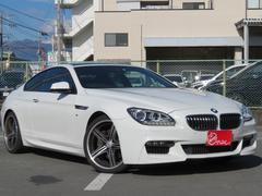 BMW640iクーペMスポーツ 黒革 サンルーフ WALD20AW