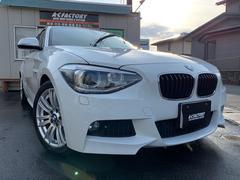 BMW116i Mスポーツ パーキング・サポート・パッケージ