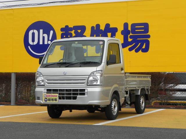 スズキ KCエアコン・パワステ 5MT 4WD ABS