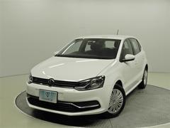 VW ポロ1.2TSIコンフォートライン