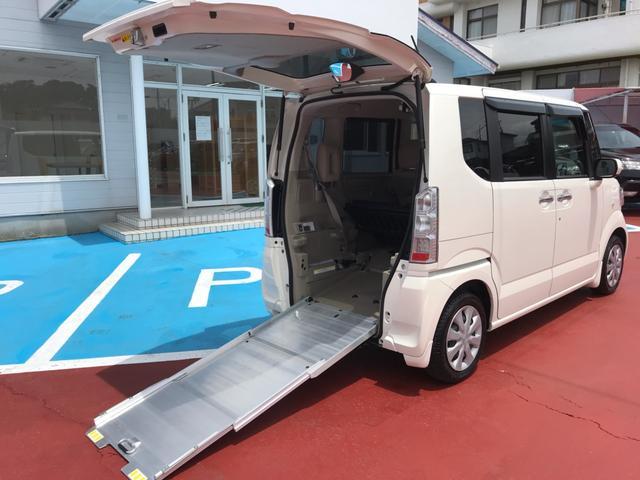 ホンダ G・Lパッケージ 車いす仕様車 リモコン電動ウインチ